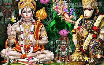 Jai hanuman hq live wallpaper