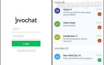 Jivochat live chat