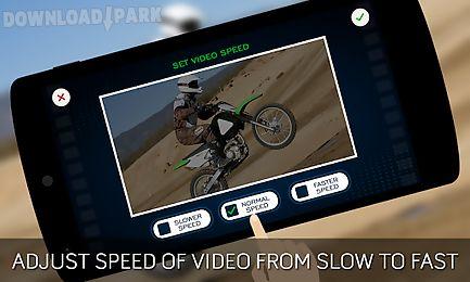 reverse cam video editor