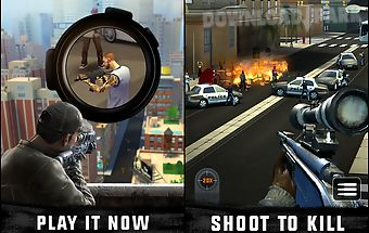 Sniper 3d assassin gun shooter