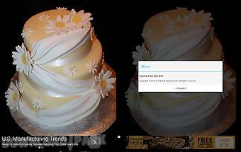 Wedding cakes idea book