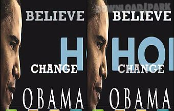 Barack obama live wallpaper
