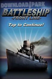 battleship: front line