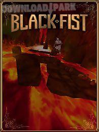 black fist: ninja run challenge
