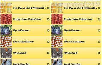 Diy clothing ideas