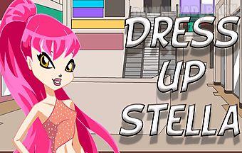Dress up stella winx