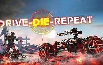 Drive-die-repeat: zombie game