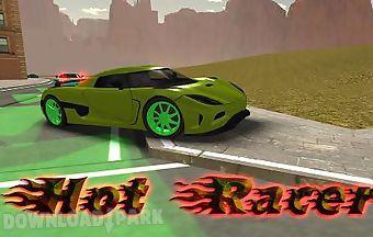 Hot racer