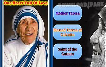 Mother teresa special