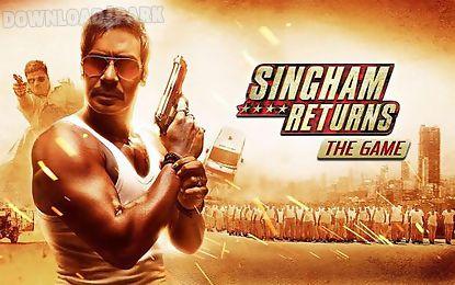 singham returns: the game