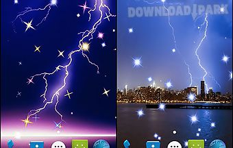 Thunderstorm by pop tools
