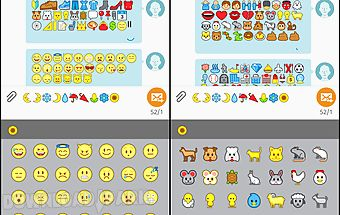 Emoji font for flipfont 3