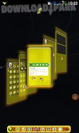 tsf shell theme yellow hd