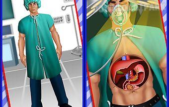 Crazy liver surgery doctor