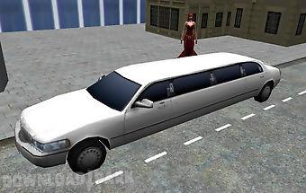 Limousine 3d driver simulator