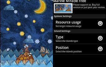 Marine miracle wallpaper free