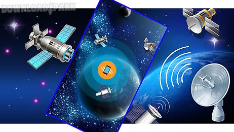 Satellite free internet prank Android App free download in Apk