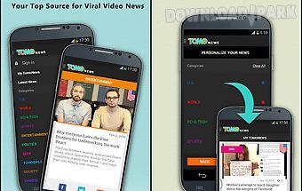 Viral video news by tomonews