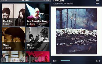 Apollo google music theme