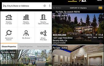 Century 21 real estate mobile
