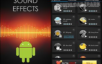 Funny sound effects ringtones