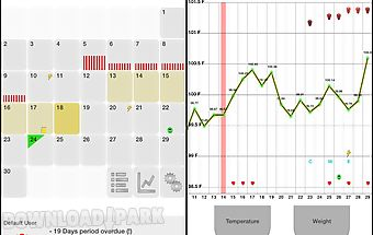 Mydays x - period & ovulation™