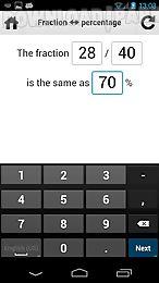 percentage calculator v1