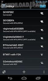 wi-fi shortcut