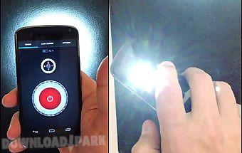 Flashlight led ☼ revolution
