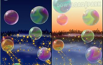 Nicky bubbles live wallpaper l