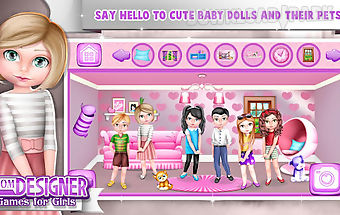 Room designer games for girls