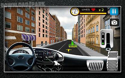 truck parking 3d simulator