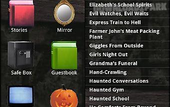 Creepy house - horror stories