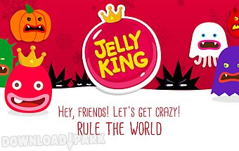 Jellyking : rule the world