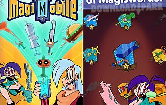 Magimobile – mighty magiswords