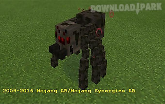 More mutant creatures mod mcpe