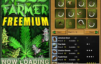 Weed farmer freemium