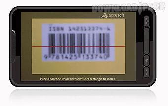 Accusoft barcode scanner