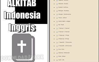Alkitab indonesia inggris