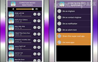 Christian music ringtones
