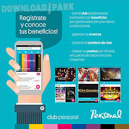 club personal - paraguay