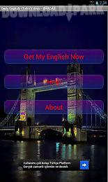 daily english