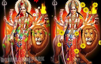 Durga mata live wallpaper