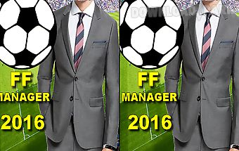 F manager 2016 football joke