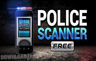 Fantasy police scanner