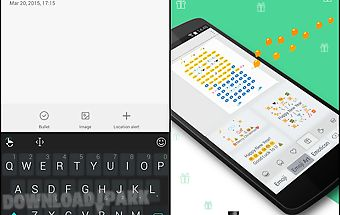 French for touchpal keyboard