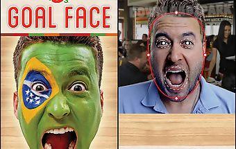Goal face