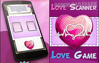 Love scanner love game
