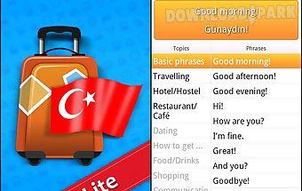 Phrasebook turkish lite