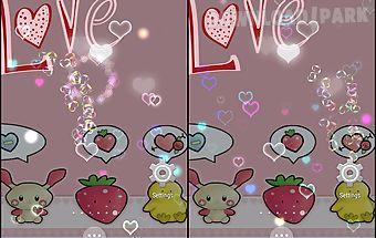 Pink love free wallpaper
